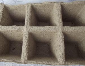 торфяные кубики
